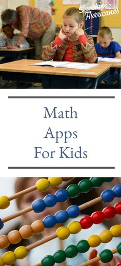 Math Apps for Kids #Apps #Learning #Math #MathHelp #Mathapps