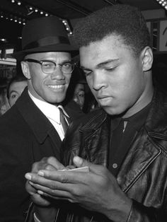 Muhammad Ali's one regret: turning his back on Malcolm X | The Independent