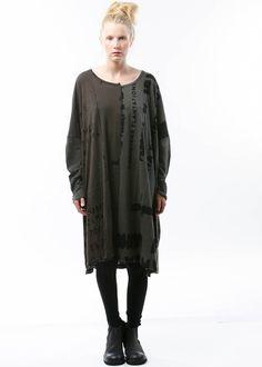Onesize Kleid von RUNDHOLZ Black Label - nobananas.de