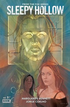 Sleepy Hollow (2015) Issue #2