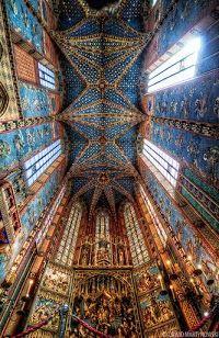 Altarpiece of Veit Stoss,Poland: