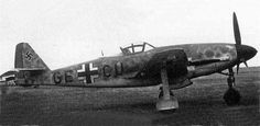 "british-eevee: ""Me 309 at rest at an airfield (Date and location unknown) """