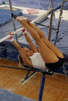 kip gymnast training women's gymnastics m.9.2 #KyFun