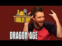 Wil Wheaton and guests Chris Hardwick (Comedian, Nerdist), Kevin Sussman (actor—The Big Bang Theory), and Sam Witwer (actor—Being Human) play Dragon Age with guest GM Chris Pramas!