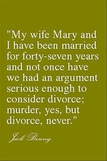 That Grey Area: How to avoid the divorce papers......
