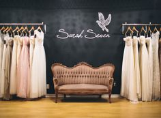 Decoestilo12  showroom Sarah Seven