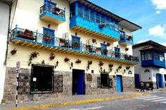Via colorata a #Cusco #Perù