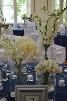The Gala Event - Chambersburg, PA - Our creative team has assembled these beautiful floral designs. Contact us today for custom floral arrangements! #TheGalaEvent #whitewedding