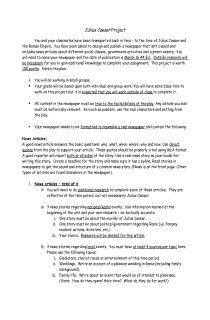 Ninth grade english study guide
