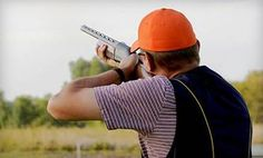 Instructors refine guests' clay-shooting skills at a hunting resort with more than acres Skeet Shooting, Trap Shooting, Shooting Range, Shooting Sports, Sporting Clay Shooting, Clay Pigeon Shooting, Quail Hunting, Waterfowl Hunting, Sporting Clays