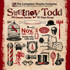 Apply to Direct Sweeney Todd! — The Livingston Theatre Company