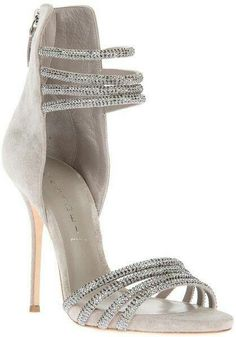 Gorgeous shoes for the bride...