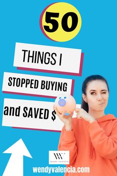 Today I'll go over 50 things I stopped buying to save money (as of 2020). While Saving money wast the most important these cutbacks also help with minimalism and of course, budgeting. Some of the items and expenses that I have cut recently will not be applicable to everyone. And some of these items required me to spend money first so I would not have to spend money again. Money Plan, Money Today, Money Saving Tips, Personal Finance, Minimalism, Budgeting, How To Plan, Stuff To Buy, Budget