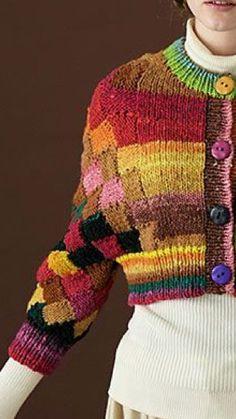 Knitting fashion tejido 53 ideas for 2019 Knitwear Fashion, Knit Fashion, Fair Isle Knitting, Baby Knitting, Freeform Crochet, Knit Crochet, Romper Pattern, Cool Sweaters, Crochet Designs