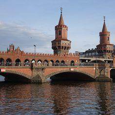 berlin | deutschland | oberbaumbrücke
