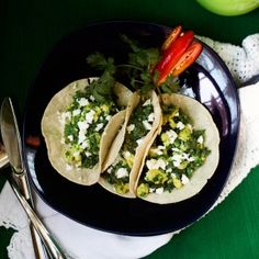 Green chorizo will give your breakfast tacos a whole new look and taste, not to be missed!