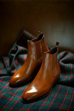 Handmade Men Tan Boots, Chelsea Boot For Men, Men Dress Formal Men Boot sold by Bishoo. Shop more products from Bishoo on Storenvy, the home of independent small businesses all over the world. Me Too Shoes, Men's Shoes, Shoe Boots, Dress Shoes, Shoes Men, High Shoes, Dress Clothes, High Ankle Boots, Tan Boots