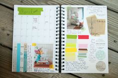The Creative Place: Friday Wrap Up: Idea Journal