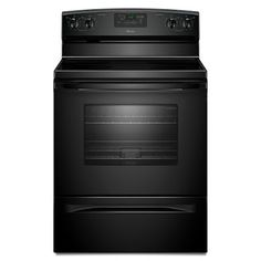 Amana Black Range 4.8 cu ft. Model#AER5330BAB