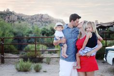 DC Ranch perfect spot for way overdue family pictures