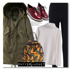 """""""Perfect Puffer Jackets"""" by svijetlana ❤ liked on Polyvore featuring puffer and twinkledeals"""