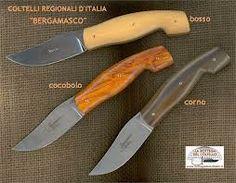 coltello regionale bergamasco