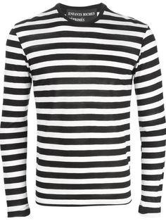 Enfants Riches Deprimes Camiseta listrada