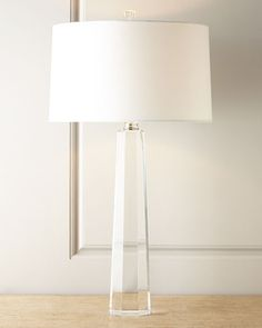H88UQ Crystal Prism Table Lamp