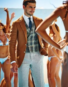Suitsupply Spring/Summer