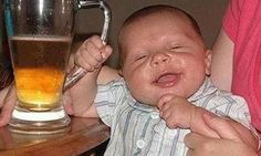 26 Similarities Between Babies And Drunks | CollegeTimes.com