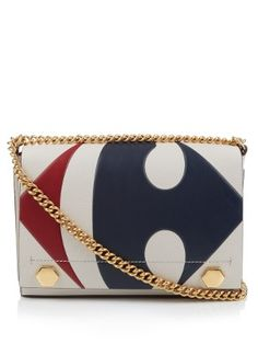 Carrefour Ephson leather shoulder bag | Anya Hindmarch | MATCHESFASHION.COM US