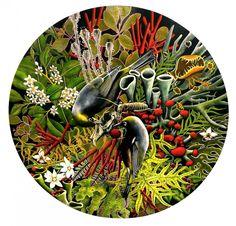 Ecosystems 2014 Archives - Anna Priluka Art