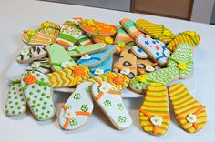 Flip Flop Quilts To Make | Flip Flop Cake & Cookies