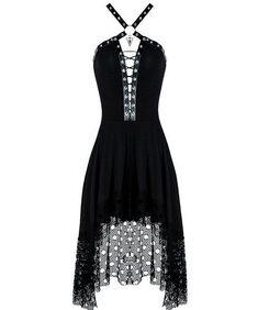 8d13437fa3e9 Darkside Dress. Gothic FashionDark ...