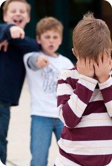 L'intimidation (chez les 4 à 11 ans) - Canada.ca