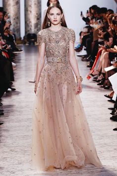Haute Couture — Spring/Summer 2017 Elie Saab