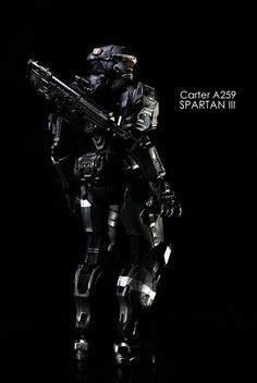deviantART: More Like ODST Clay Render by ~SS-Crow