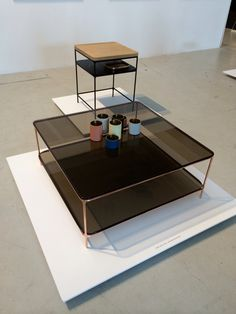 MC Collection tables by Branch Creative
