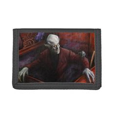 Nosferatu Vampire King Wallet