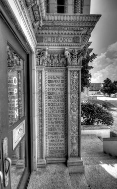 Avondale Branch Library - A Carnegie Library