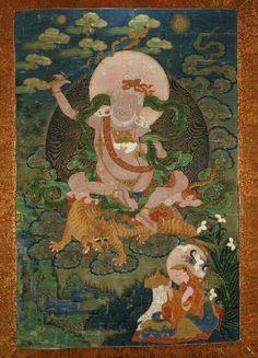 Tsongkhapa as a Mahasiddha2