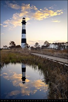 Bodie Island Lighthouse - Cape Hatteras Outer Banks OBX NC | Flickr - Photo Sharing!