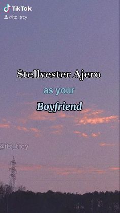 Stell as your boyfriend🍓🥰