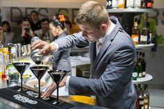 "Juan Diaz Santos - Marina Davila Restaurant"" - Spain Bartender, All Over The World, Competition, Hold On, Spain, Restaurant, Santos, Naruto Sad, Diner Restaurant"