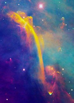 Waterfall Nebula