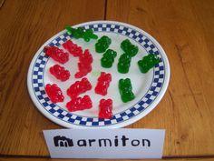 Bonbon maison : Recette de Bonbon maison - Marmiton