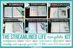 The Streamlined Life Complete Kit