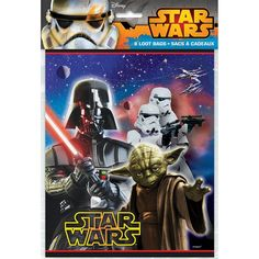 Star Wars Loot Bags, 8ct, Party Favors - Amazon Canada