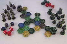 Pocket Tactics, the first open source miniatures game designed to be manufactured on a 3D printer