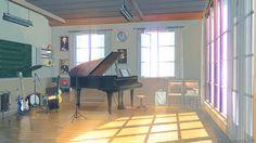 Music club inside by *arsenixc on deviantART